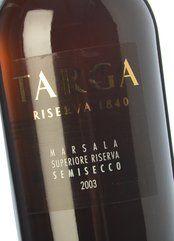 Florio Marsala Semisecco Riserva Targa 2003 (0.5l)