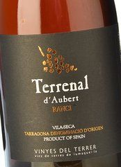 Terrenal d'Aubert Ranci (37.5cl)