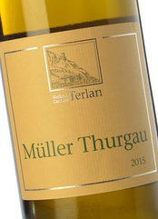 Terlano Müller Thurgau 2018