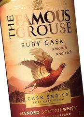 The Famous Grouse Ruby Cask