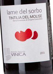 Vinica Tintilia Lame del Sorbo 2013