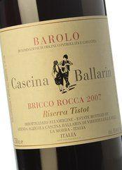 Cascina Ballarin Barolo Riserva Tistot 2009