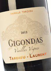 Tardieu-Laurent Gigondas Vieilles Vignes 2014