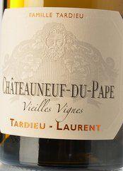 Tardieu-Laurent CdP Vieilles Vignes Blanc 2012