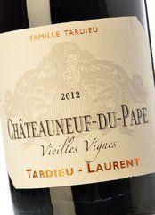 Tardieu-Laurent CdP Vieilles Vignes 2018 (PR)
