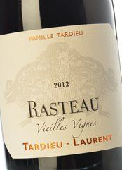 Tardieu-Laurent Rasteau Vieilles Vignes 2018 (PR)