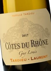Tardieu-Laurent Guy Louis Blanc 2018 (PR)