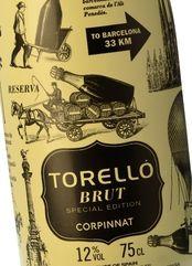Torelló Brut Special Edition 2014