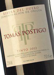 Tomás Postigo Tinto Crianza 2013
