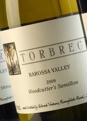 Torbreck Woodcutters White Semillon 2009