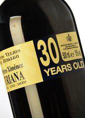 Hidalgo La Gitana PX Triana Viejo 30 años VORS