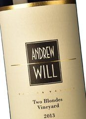 Andrew Will Two Blondes 2015