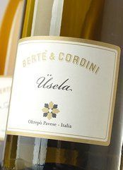Bertè & Cordini Moscato Usela 2014