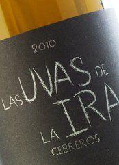 Las Uvas de la Ira Albillo 2013