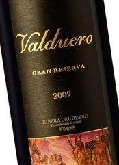 Valduero Gran Reserva 2009