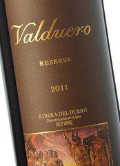 Valduero Reserva 2011