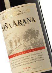 Viña Arana Reserva 2009 (37.5 cl)