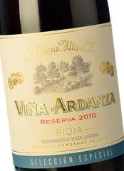 Viña Ardanza Reserva Selección Especial 2010