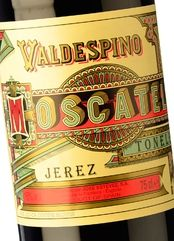 Valdespino Moscatel Toneles Viejísimo