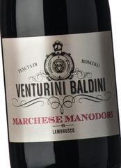 Venturini Baldini Lambrusco Secco M.se Manodori