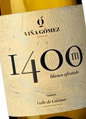 Viña Gómez 1400M Blanco Afrutado 2018