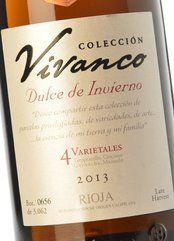 Colección Vivanco Dulce de Invierno 2015 37.5cl