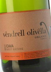 Vendrell Olivella Organic Brut Nature 2013