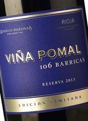Viña Pomal 106 Barricas Reserva 2014