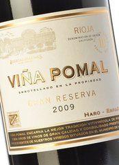 Viña Pomal Gran Reserva 2011
