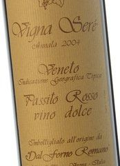 Dal Forno Passito Rosso Vigna Serè 2004 (37.5 cl.)
