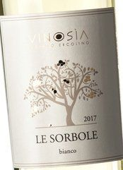 Vinosìa Le Sorbole Bianco 2018
