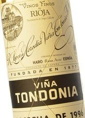 Viña Tondonia Blanco Gran Reserva 1981
