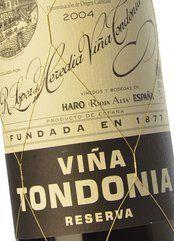 Viña Tondonia Reserva 2007 (37.5 cl)