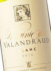 Virginie de Valandraud Blanc 2010