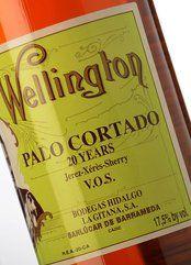 Palo Cortado Wellington 20 años VOS (50cl)
