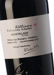Williams & Humbert Col. Añadas Amontillado 2003