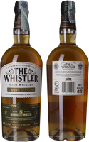 The Whistler Irish Whiskey 5 Years Double Oaked