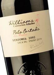 Williams & Humbert Palo Cortado 2002 (50cl)