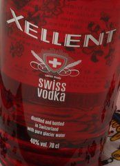 Swiss Vodka Xellent