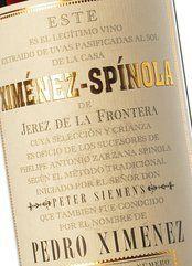 Ximénez-Spínola Pedro Ximenez