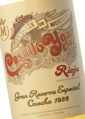 Castillo Ygay Blanco 1986