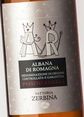 Fattoria Zerbina Albana Passito Riserva AR 2014