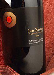 Los Zorros Vendimia Seleccionada 2004