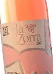 La Zorra Rosado 2017