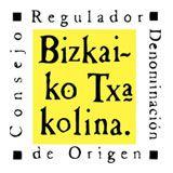 Logo Bizkaiko Txakolina