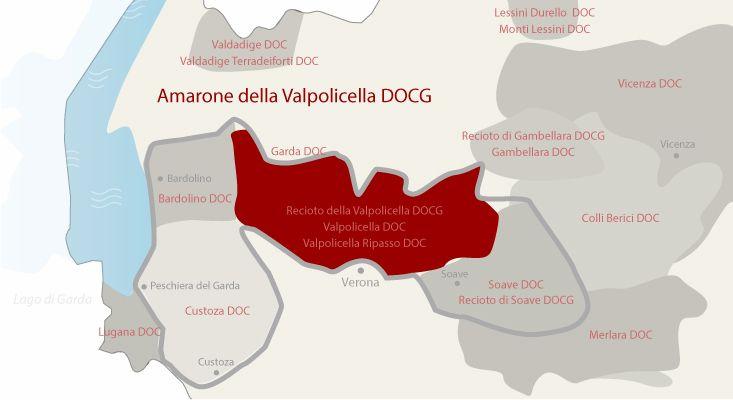 Mappa vini