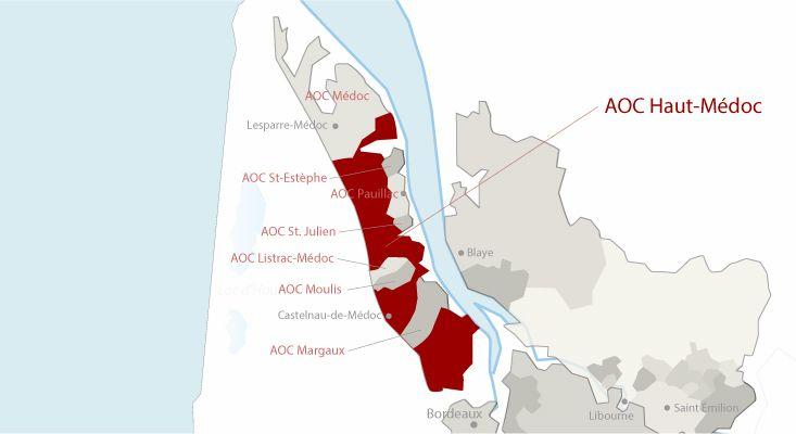 Mapa vinos