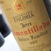 Gutiérrez Colosía Amontillado Solera Familiar