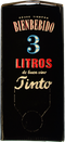 Bienbebido Tinto Carne (Bag in box 3L)