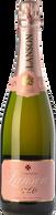 Champagne Lanson Rosé Label